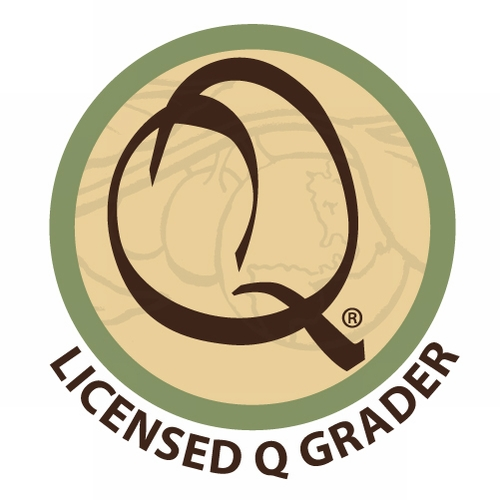 Licensed Q Grader