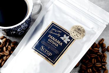 スクロップコーヒーロースターズ パナマ ゲイシャ