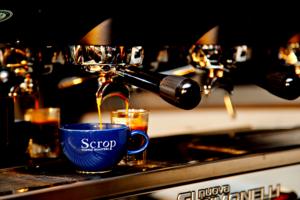 Scrop COFFEE ROASTERS コーヒー抽出