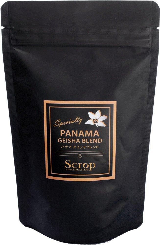 Scrop パナマ ゲイシャブレンド ブラックパッケージ