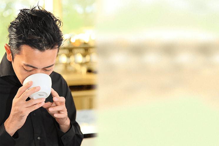 Q Grsder ナカジマの Coffee Talk
