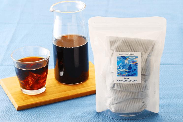Scrop アイスコーヒーブレンド 水出しコーヒー用パック